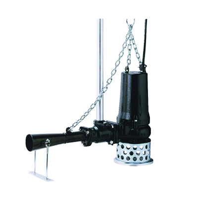 Tsurumi Submersible Ejector Aerator