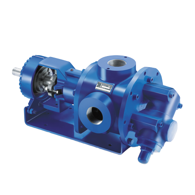 Gorman Rupp Gear Pumps