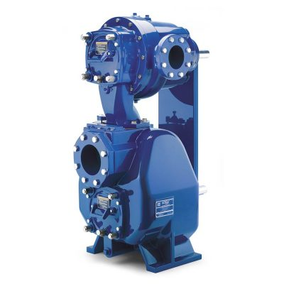 Link to Gorman Rupp VS Two Stage Self Priming High Head Trash Pump
