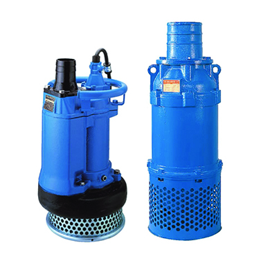 Tsurumi Submersible High Volume Pumps