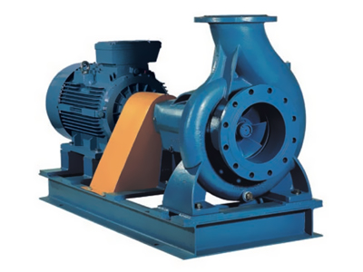 image of Bombas Ideal RNI Large end suction pump