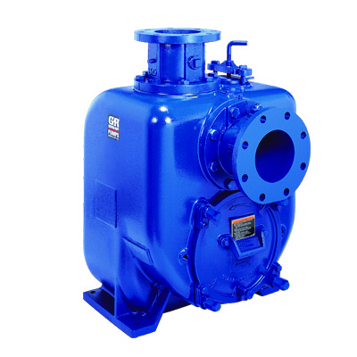 Link To Gorman Rupp Super U High Efficiency Self Priming Pump